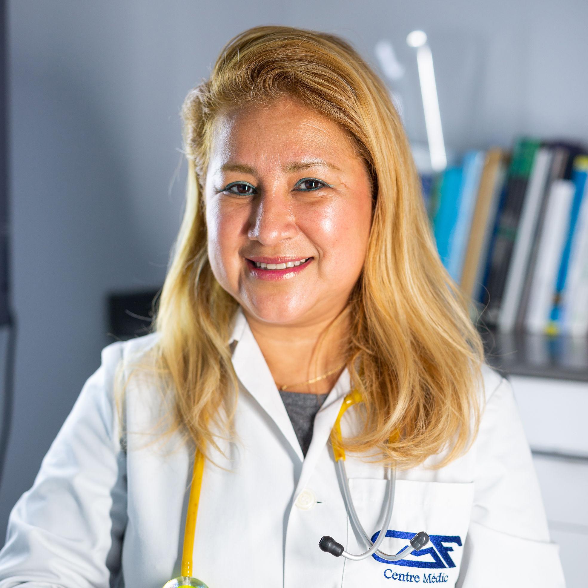 Dra. Medina
